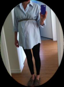 Schwangeren-Outfit: bequem und dazu noch kostenlos