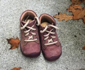 Zeigt her Eure Füße - der Schuhkauf