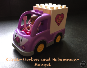 Klinik-Sterben & Hebammen-Mangel
