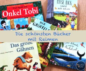 Unsere schönsten Kinderbücher mit Reimen