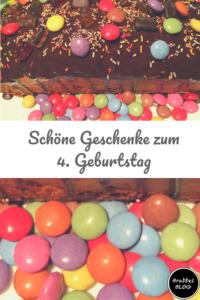 Happy Birthday Schone Geschenke Zum 4 Geburtstag