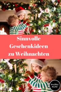 Sinnvolle Geschenkideen zu Weihnachten