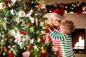 Weihnachten 2017 - wir wünschen Euch ein frohes Fest!