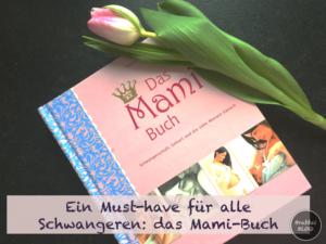 Ein Must-have für alle Schwangeren: das Mami-Buch