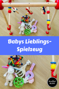 Babys Lieblings-Spielzeug