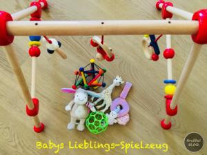 Babys Lieblings-Spielzeug - das sind unsere Erfahrungen