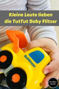 Kleine Leute lieben die TutTut Baby Flitzer