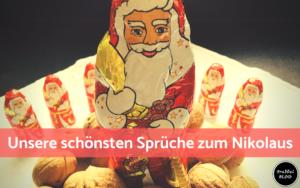 Unsere schönsten Sprüche zum Nikolaus   brabbelblog.de