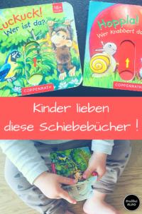 Kinder lieben Schiebebücher von Antje Flad