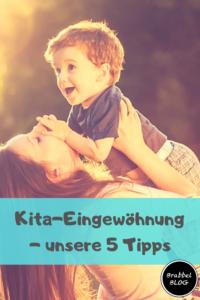 Kita-Eingewöhnung Tipps