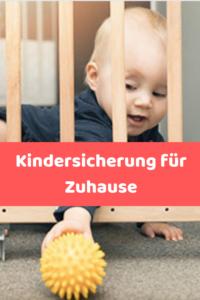 Kindersicherung für Zuhause