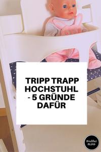 5 Gründe für den Tripp Trapp Hochstuhl