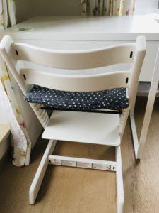 Tripp Trapp Hochstuhl: auch als Schreibtisch-Stuhl geeignet